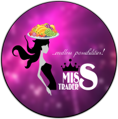 Application Form for Miss Traders Logo